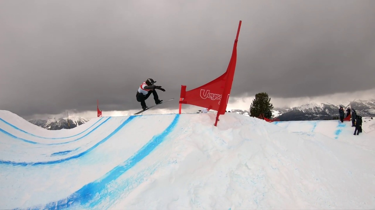 Friday impressions of the Audi FIS SX&SBX World Cup Finals Sion-Veysonnaz - 2019
